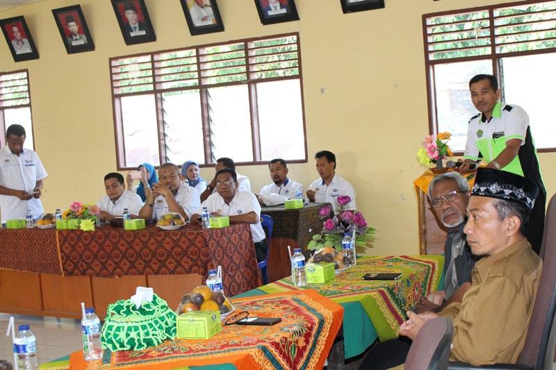 PPD Barat Daya Malaysia Kunjungi Pendis Karo