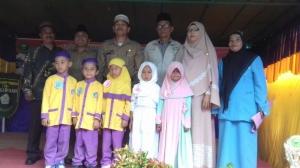 Lomba Mewarnai dan Hafalan Surat Pendek RA/TK se-Kabupaten Karo